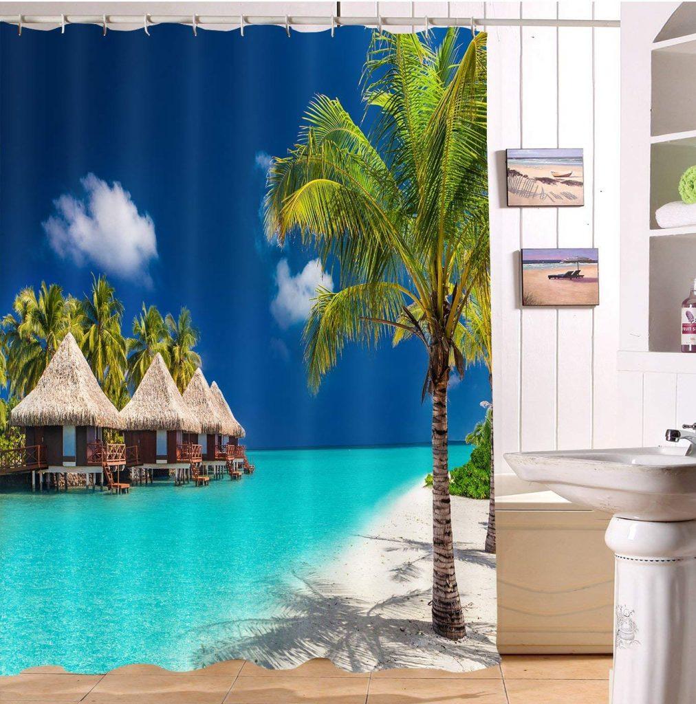 Comprar cortinas de paisajes 3D