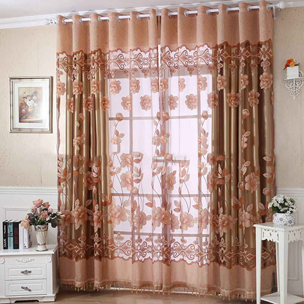 cortinas para una sala