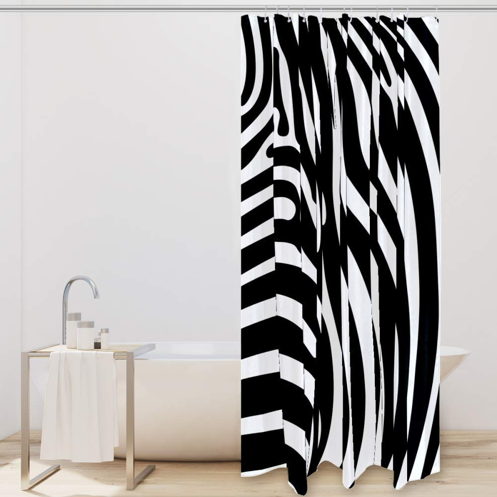Cortinas de Animal Print