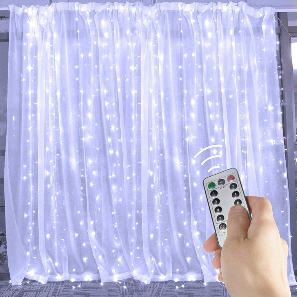 Cortinas de Luces Led amazon