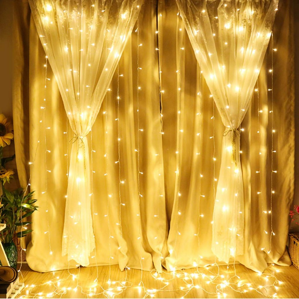Modelos de Cortinas de Luces Led para Eventos