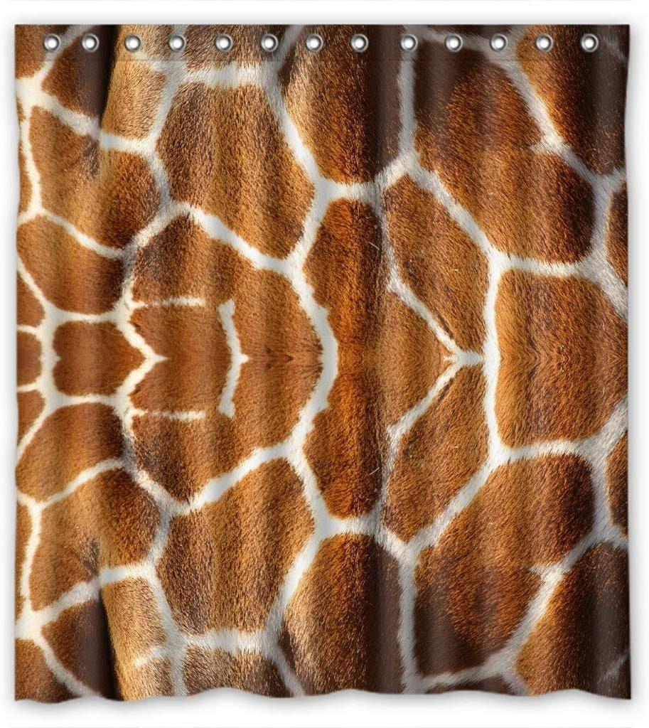 Modelos de Cortinas de Animal PrintModel