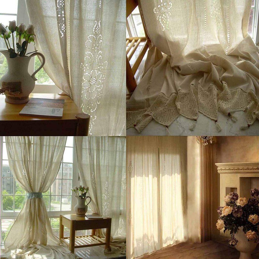 comprar cortinas de chochet