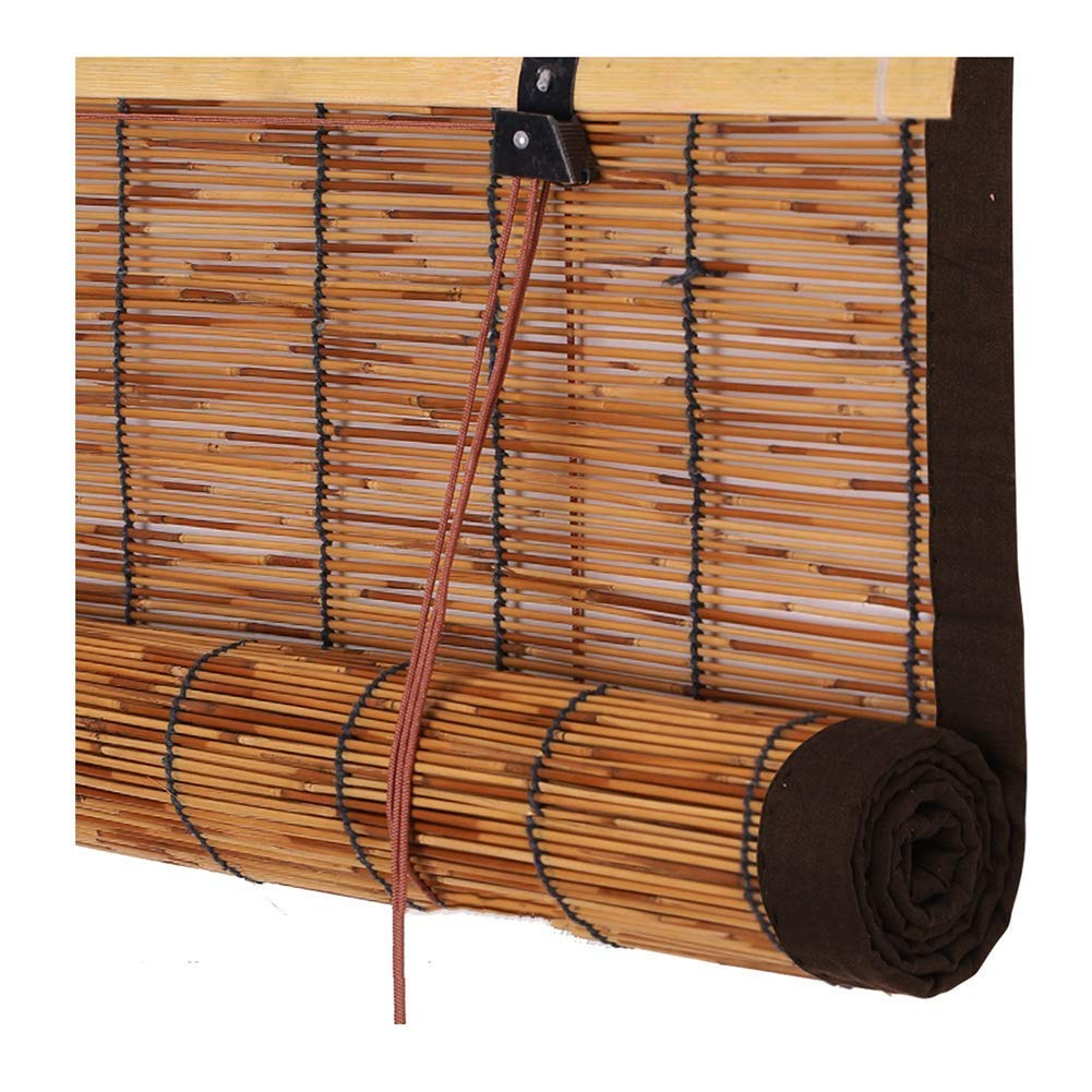 comprar cortina de madera de bambú