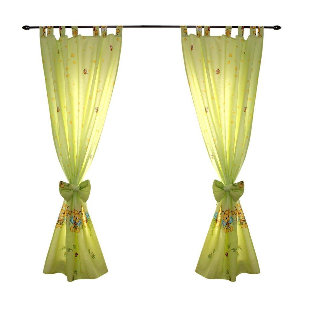 comprar cortinas para bebes