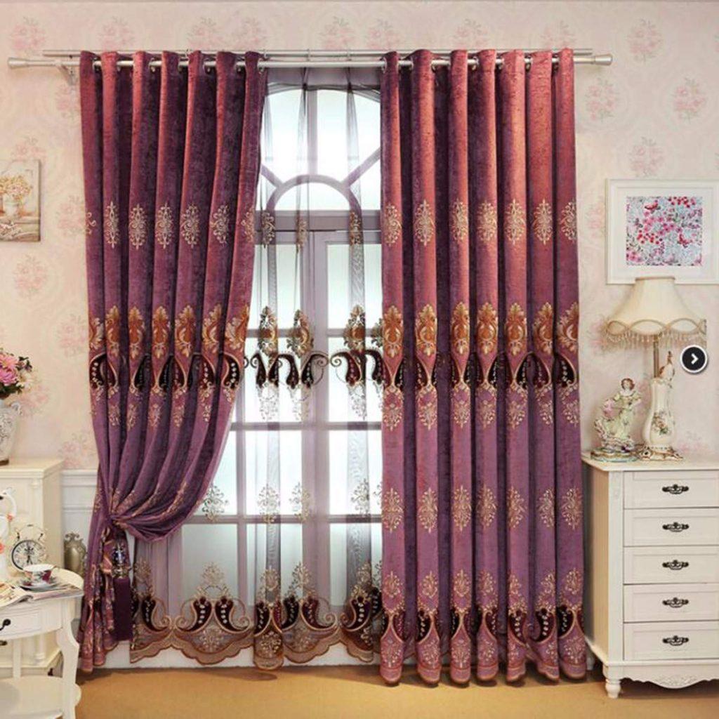 comprar cortinas para casas lujosas