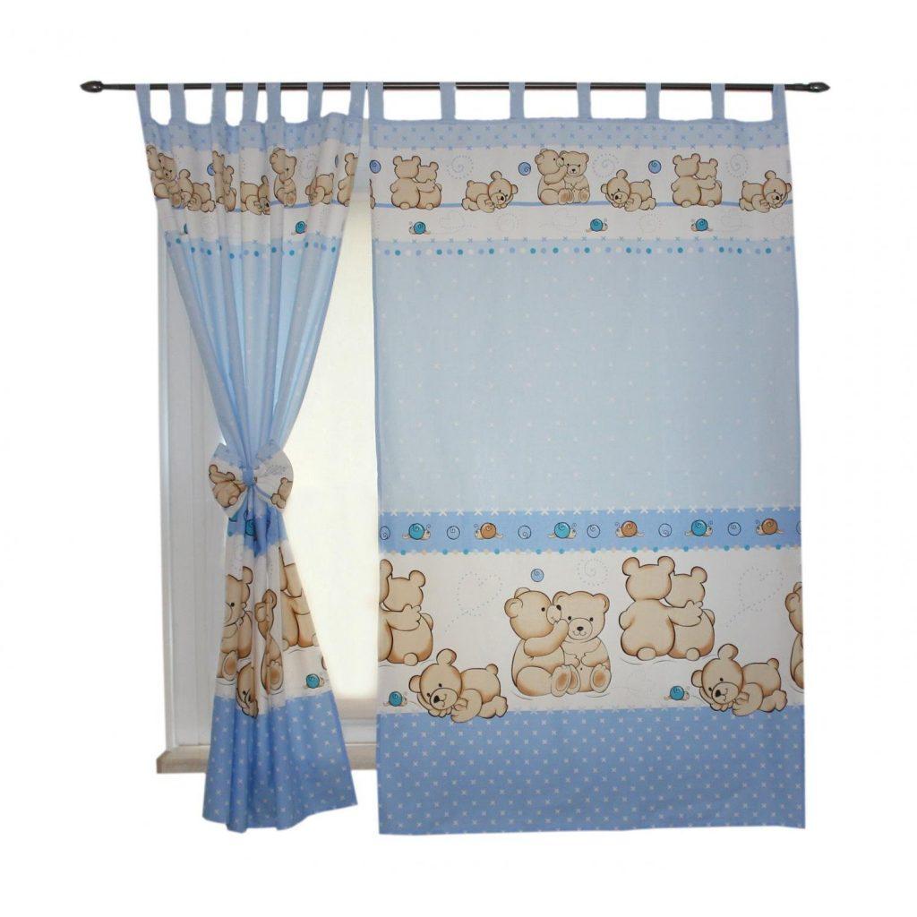 cortinas modernas de bebes