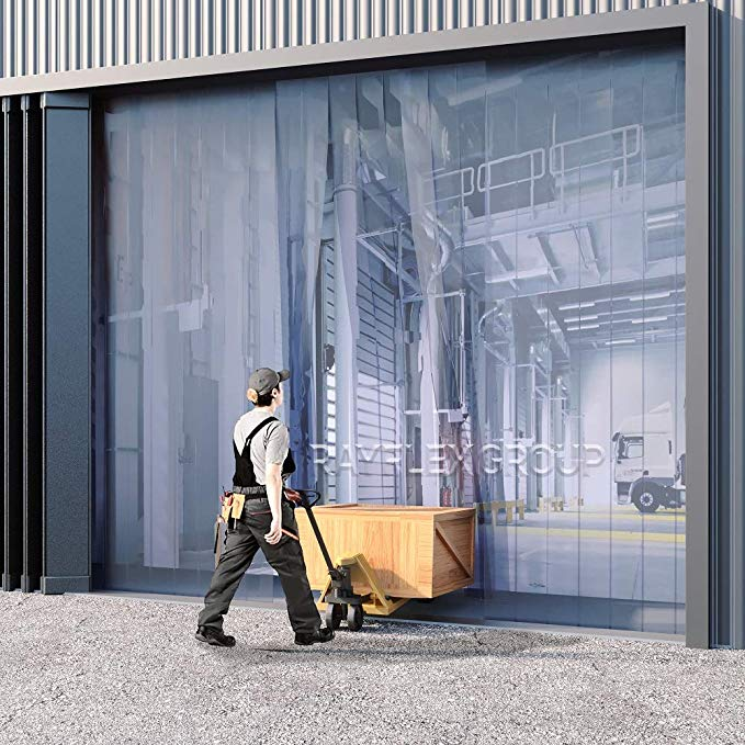 cortinas de plasticos para fabricas