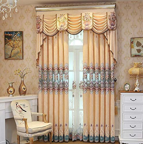 cortinas lujosas fotos