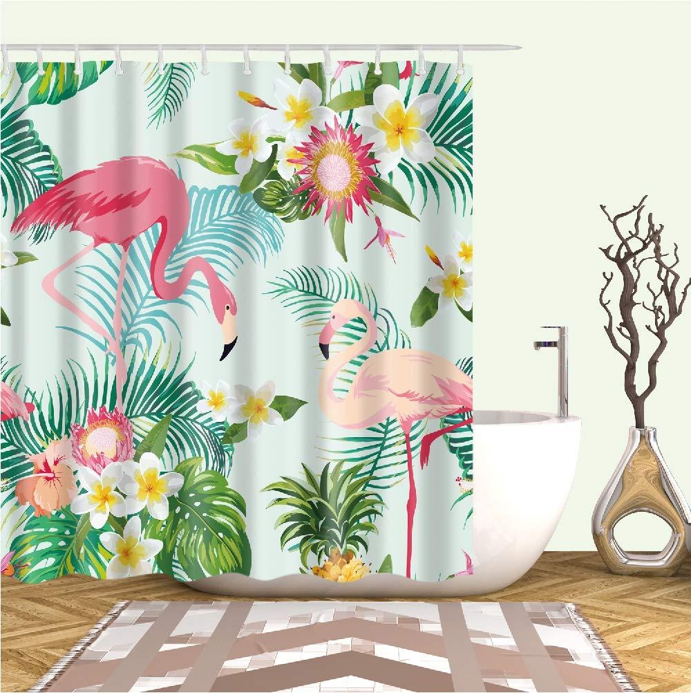 cortinas para baños divertida