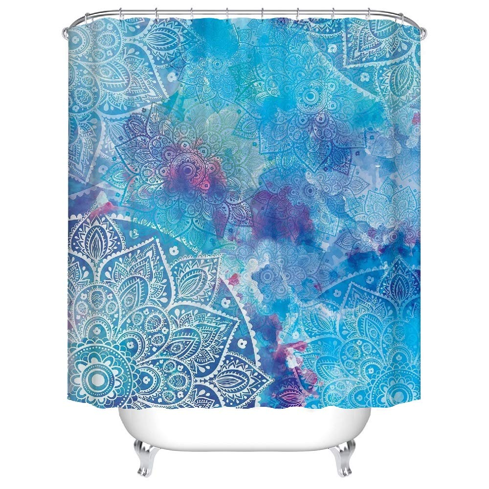cortinas modernas para baños