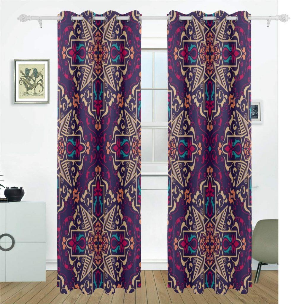 fotos de cortinas árabe