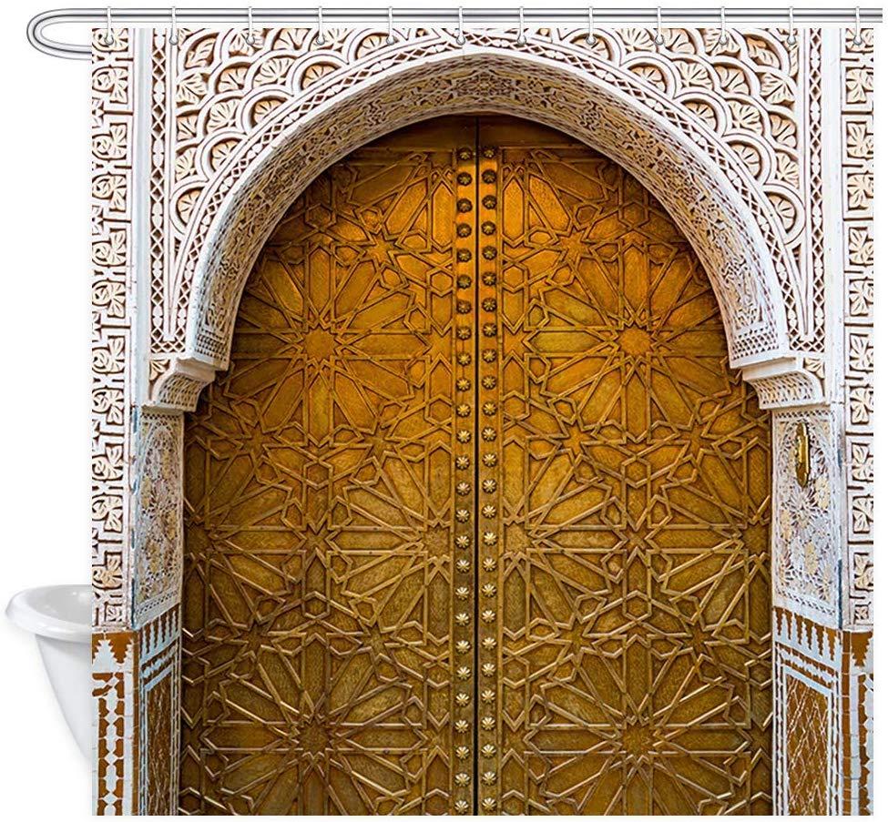Modelos de cortinas arabes