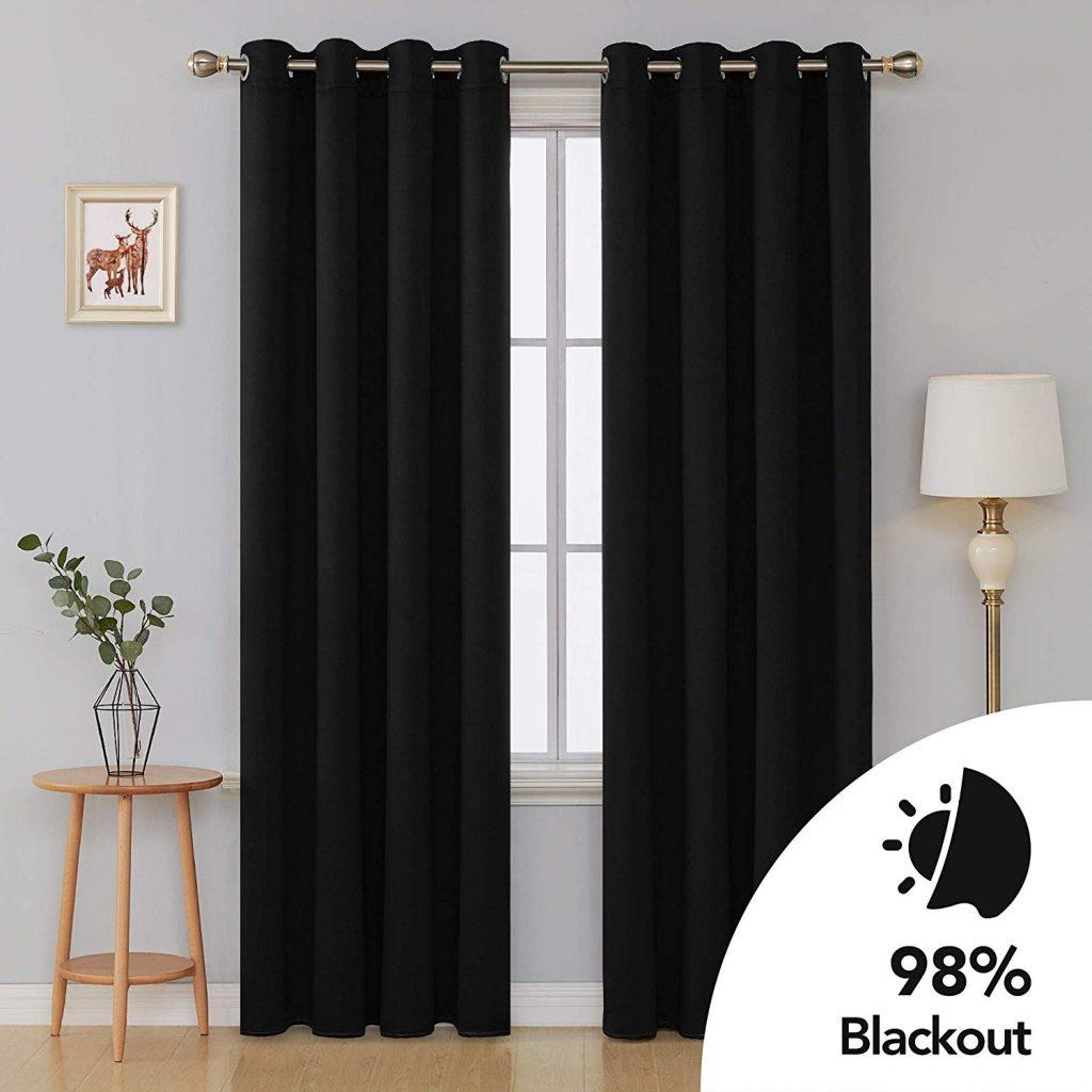 tipos de cortinas con aislamiento térmico