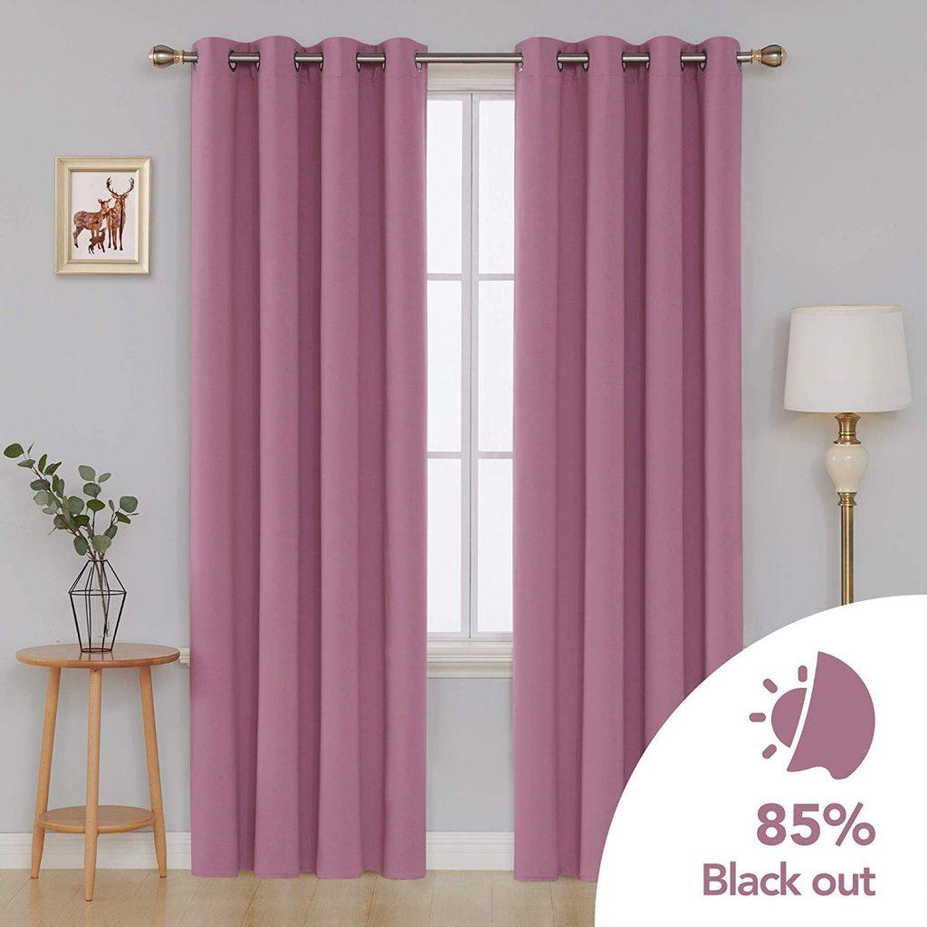 comprar cortinas con aislante térmico